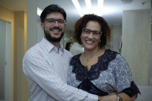 Dr Willian e Dra Keilla